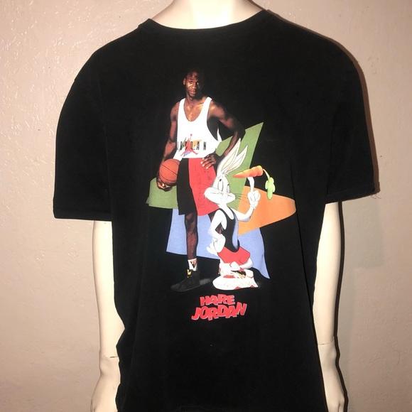 ca495c95bdb297 Jordan Other - Michael Jordan T Shirt Space Jam